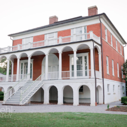 Wedding at the Robert Mills House in Columbia, SC.