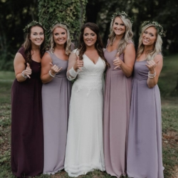 college bridesmaids