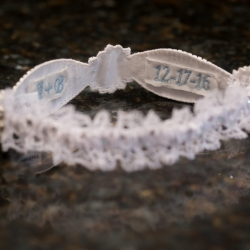 garter with date