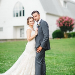 Dairy Barn Wedding shows stunning bride and groom couples shot by Julia Fay Photography