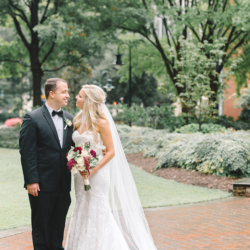 Charlotte Wedding bridal bouquet by Magnificent Moments Weddings