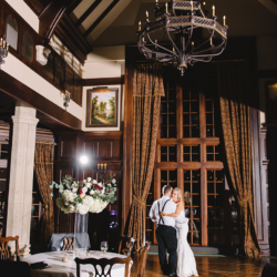 Charlotte wedding private last dance coordination by Magnificent Moments Weddings