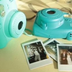 Wedding polaroid pictures