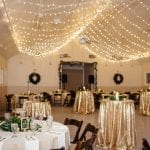 New Years Even wedding at The Dairy Barn coordinated by Magnificent Moments Weddings