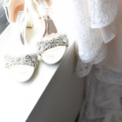 Indigo Photography captures the sweet details of bridal accessories