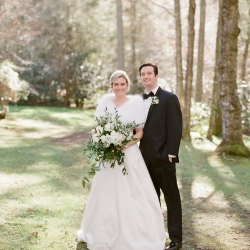 Krystal Kast Photography captures an elegant wedding at Old Edwards Inn