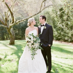 A perfect wedding is planned by Magnificent Moments weddings at Old Edwards Inn