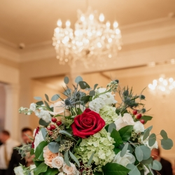 Magnificent Moments Weddings Morgan Caddell Photography Separk Mansion (55) Min