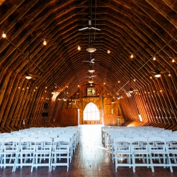 The Diary Barn is the perfect setting for a fall wedding coordinated by Magnificent Moments Weddings