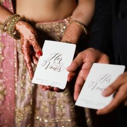 Old South Studios captures the unique details of a Indian infusion wedding