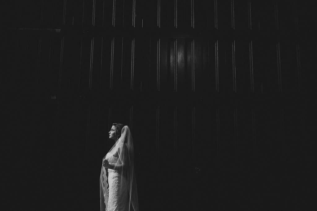 Smitten and Hooked captures a stunning bride on her wedding day in Uptown Charlotte