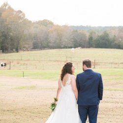 Jenny Williams Photography captures a bride and groom before they become husband and wife at The Diary Barn