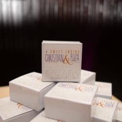 wedding cake slice to go boxes
