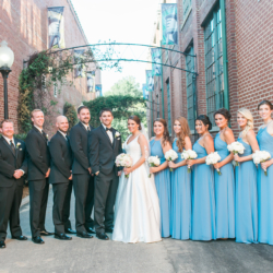 Wedding at Byron's South End