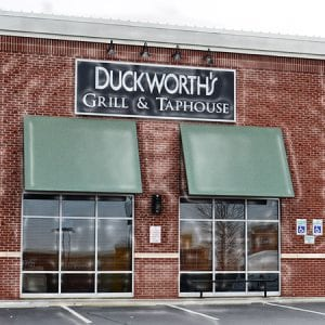 Duckworth's Grill and Taphouse great Ballantyne rehearsal dinner location