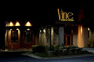 Vine American Kitchen great Ballantyne rehearsal dinner location