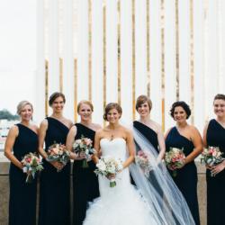 An Elegant Mint Museum Wedding Charlotte Wedding Planner