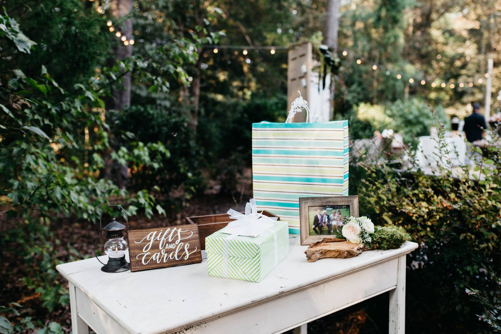 gifts and cards at Morning Glory Farms