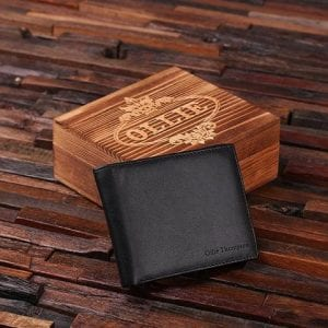 Groovy Guy Gifts - Wallet In A Box Personalized Large
